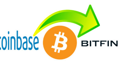 Transférer des Bitcoins de Coinbase vers Bitfinex