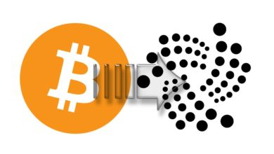 bitcoins to iota