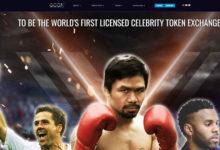Le boxeur Manny Pacquiao crée sa propre cryptomonnaie