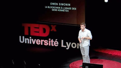 TED Owen Simonin TEDxUniversitéLyon3